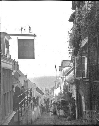 Clovelly, North Devon, c.1900s