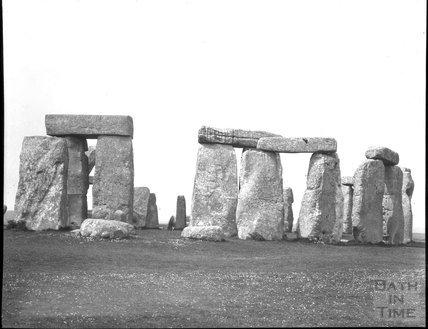 Stonehenge, Wiltshire c.1900