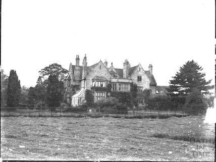 Unidentified residence, c.1900s