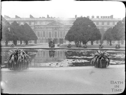 Hampton Court Palace, c.1920s