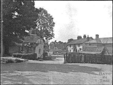 Unidentified village, c.1900s