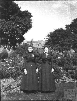 Two Unknown ladies, c.1900s