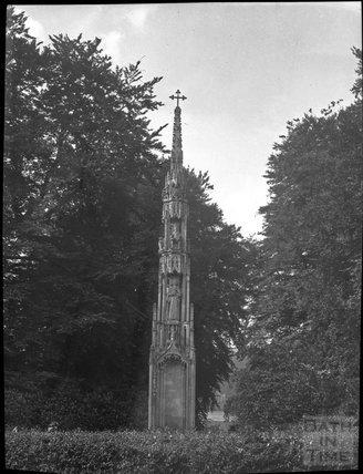 Bristol Cross, Stourhead, Wiltshire c.1900s