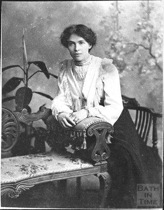 Copy of a portrait of an unknown woman, c.1900s