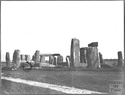 Stonehenge, Wiltshire c.1900s