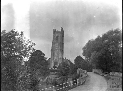 All Saints, Publow, c.1900s