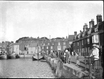Weymouth Quay, c.1920s