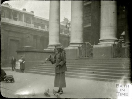 Royal Exchange, London, c.1920s