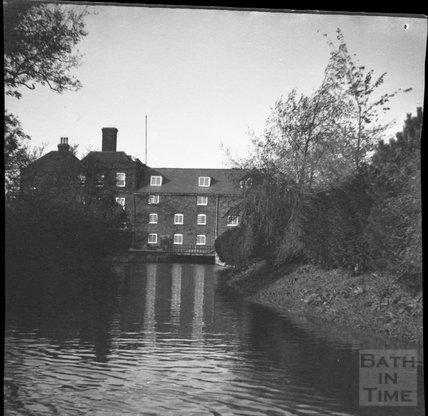 Fisherton Mill, Salisbury, c.1900s
