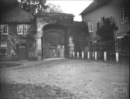 Harnham Gate, Salisbury, c.1900s