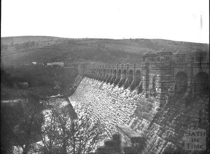 Lake Vyrnwy, Powys, c.1900s