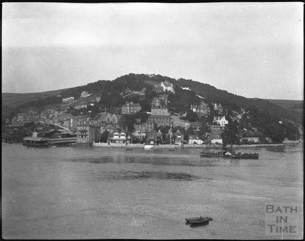 Kingswear, opposite Dartmouth, c.1900s