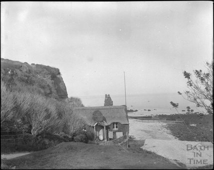 The Boathouse, Cliff Path, Bonchurch, Isle of Wight, c.1900s