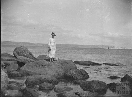 Mrs Dafnis, Portland, c.1920s
