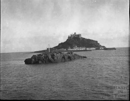 St Michael's Mount, Cornwall, c.1900s