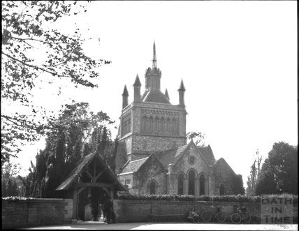 St Mildred, Whippingham, Isle of Wight, c.1900s