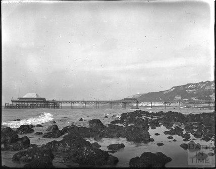 Ventnor Pier, Isle of Wight, c.1900s