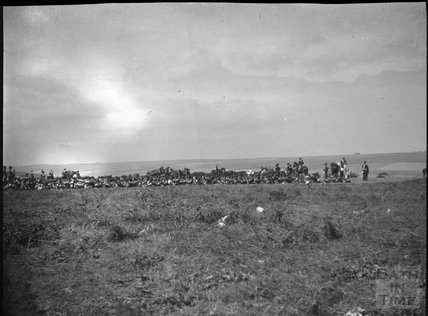 Military camp on Salisbury Plain, c.1910s