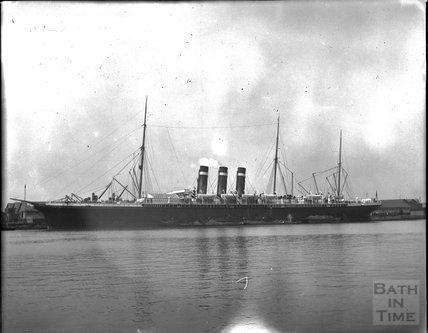 SS New York, Southampton, c.1900s