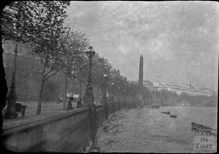 Cleopatra's Needle, Embankment, London, c.1920s