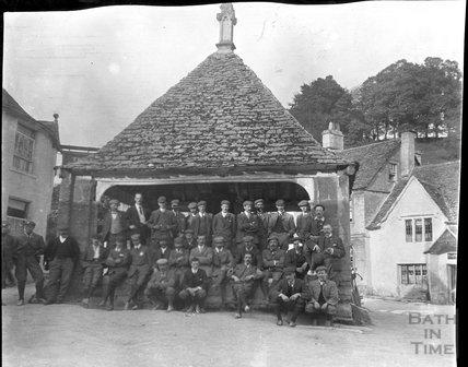 Castle Combe, c.1900s
