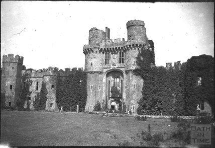 Herstmonceaux Castle, Sussex, c.1900s
