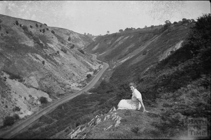 Burrington Combe, c.1920s