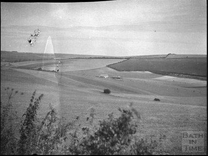 View of Salisbury Plain, c.1910s