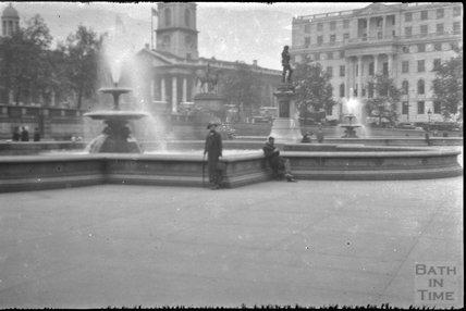 Trafalgar Square, London, c.1920