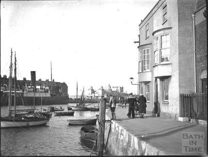 Pleasure Pier, Weymouth, c.1920s