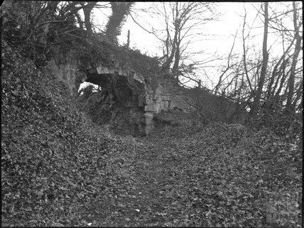 Dry Arch, Bathampton, c.1900s