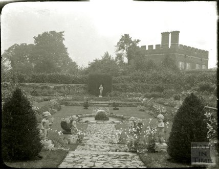 Lodge by the privy gardens, Hampton Court Palace, c.1930s
