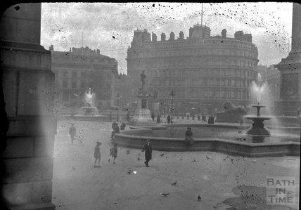 Trafalgar Square, London, c.1920s