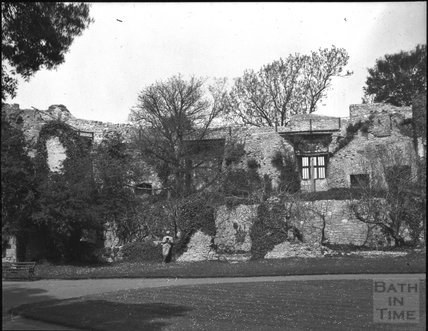 Carisbrooke Castle, Isle of Wight, c.1900s