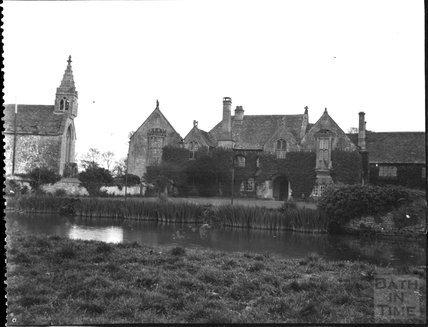 Great Chalfield Manor, c.1900s