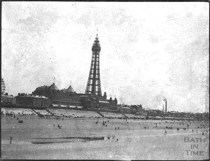 Blackpool Tower, c.1900s