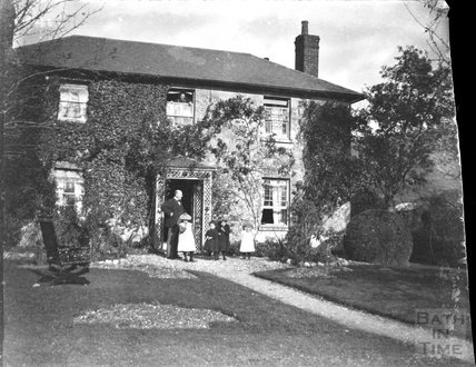 Unidentified house, c.1900s