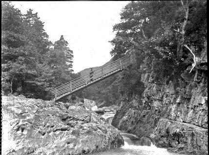 Miners Bridge, Betws-y-Coed, c.1900s