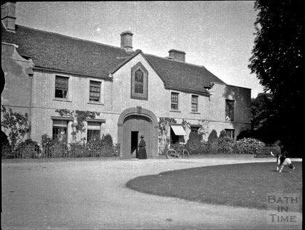 Unidentified hotel, c.1900s