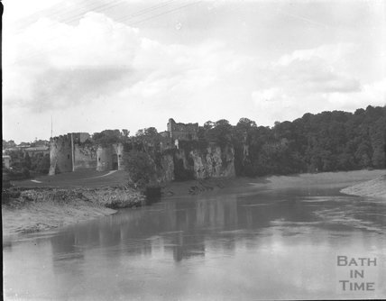 Chepstow Castle, c.1900s