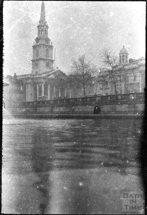 Trafalgar Square, London, c.1900s
