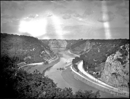 Avon Gorge, Bristol, c.1900s