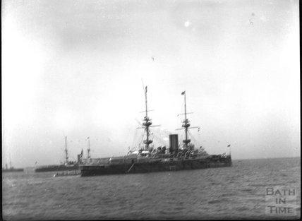 Unidentified steamship, c.1900s