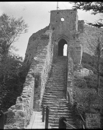 Carisbrooke Castle, Isle of Wight, c.1900s