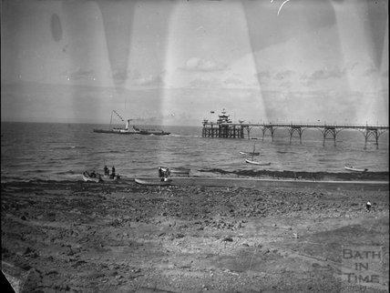 Clevedon Pier, c.1900s