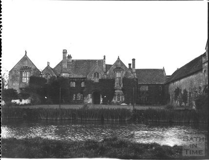 Great Chalfield Manor, c.1900s