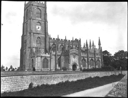 St Mary, Steeple Ashton, c.1900s