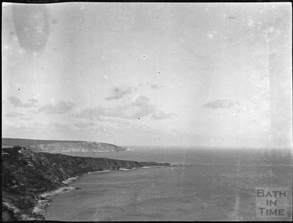 Peveril Point and Old Harry Rocks, Dorset, c.1900s