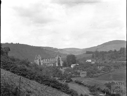 Tintern Abbey, Wye Valley, c.1900s