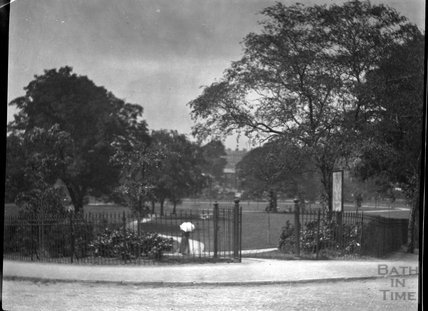 Henrietta Park, Bath, c.1900s